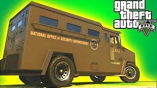 FREE ARMORED TRUCK! GTA 5 Online Tips And Tricks (Keep Any