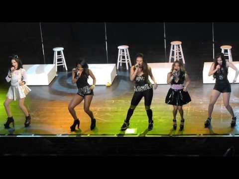 Fifth Harmony - Dont wanna dance alone Live HD Orlando