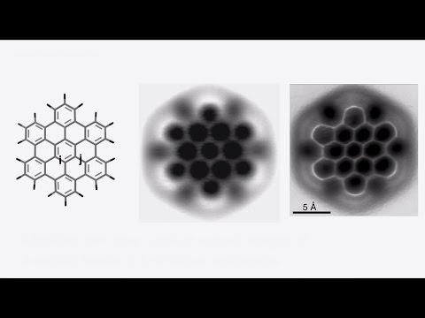 Scientists capture actual images of chemical bonds