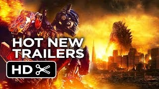 Best New Movie Trailers March 2014 HD