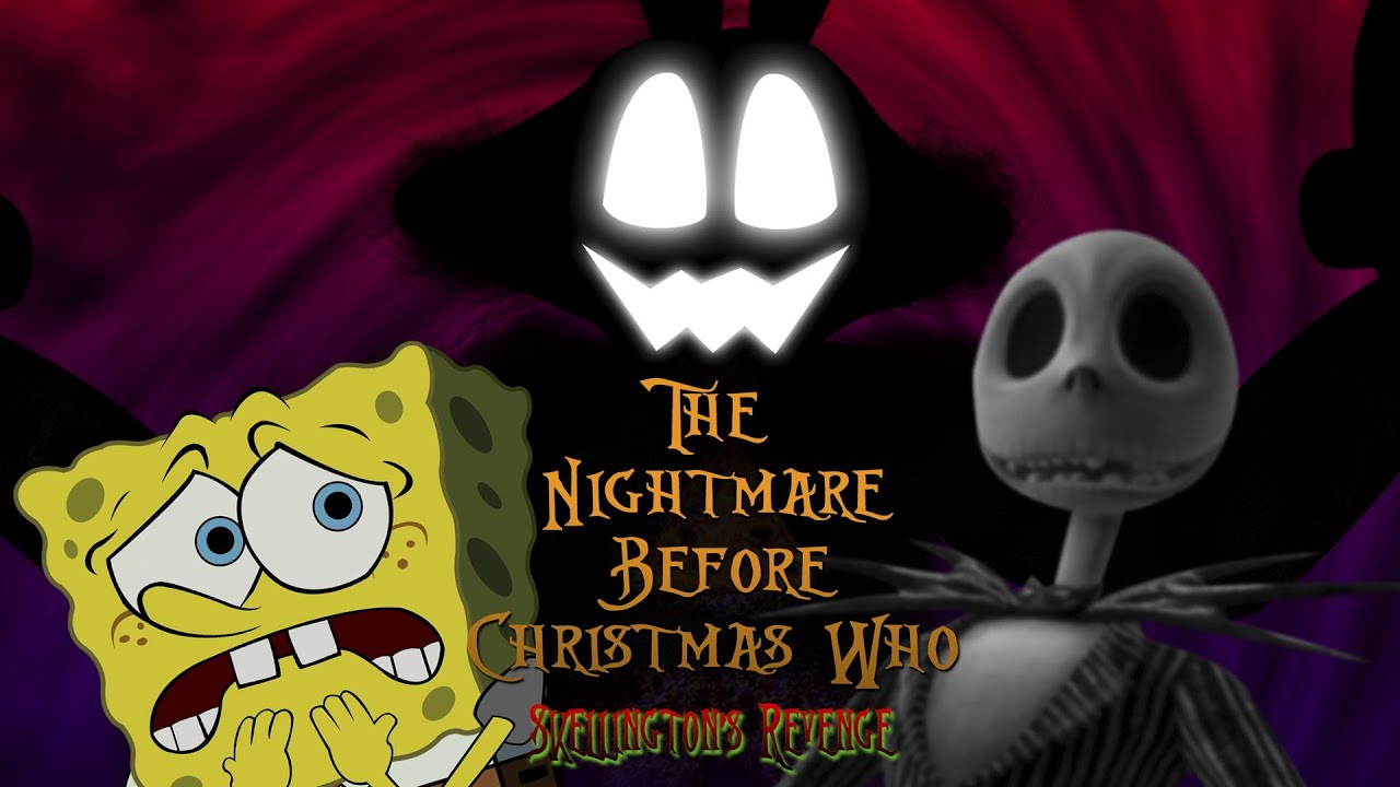 Nightmare Before Christmas Ytp | X-Mas