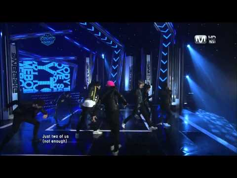 BIGBANG 0324 M COUNTDOWN &quot;SOMEBODY TO LOVE&quot;