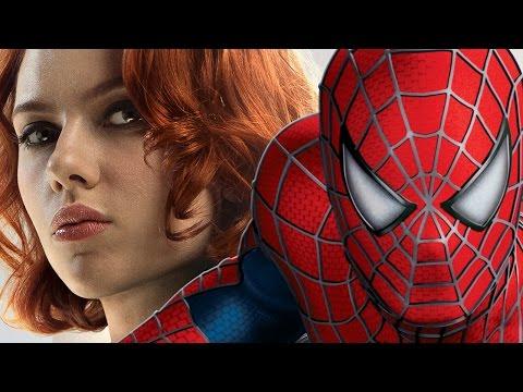 What's Up With Spider-Man & Black Widow In Civil War?