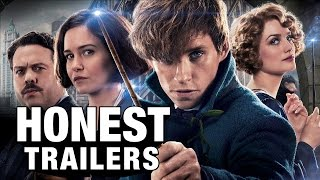 Honest Trailers - Fantastic Beasts & Where to Find Them