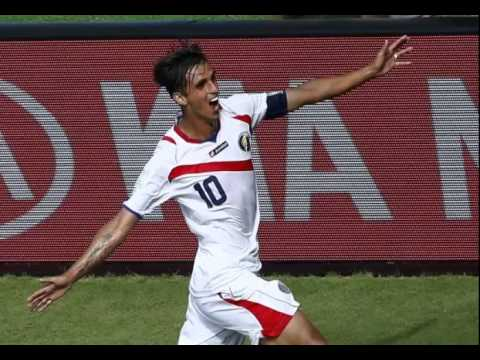Bryan Ruiz Goal ~ Costa Rica vs Greece 1-1 ( Penalty 5-3 World Cup 2014 ) HD