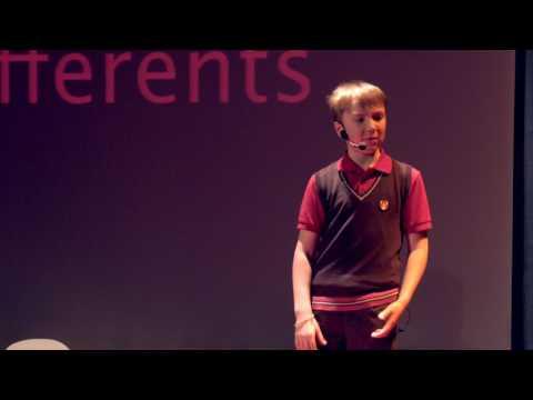 Nous sommes tous différents   Victor Lesage   TEDxAcademieSaintLouis