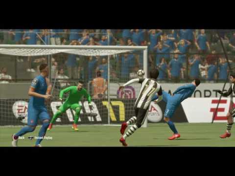 FIFA 17 - Best Goals Compilation 1