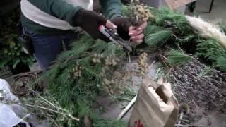 Wonderland Express Holiday Wreaths