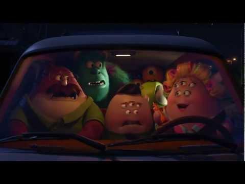 Monsters University - Lò Đào Tạo Quái Vật Trailer 2013 HD Phim.kool.vn