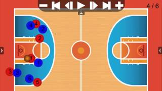 Man-to-Man Press Breaker: 4 Across