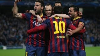 FC Barcelona We Will Be Back Stronger 2014/15 HD #
