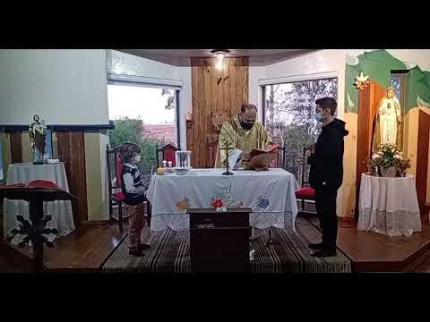 Santa Missa | 03.09.2021 | Sexta-feira | Padre Valdori Alexandre Rosa | ANSPAZ