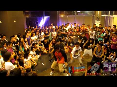 Brian Puspos x Ian Eastwood | Workshop in the Philippines 2013