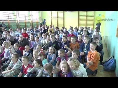 Bezpieczna zabawa w Zespole Szkół nr 4 w Ostrołęce