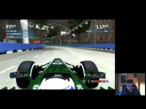 F1 2013 - Singapore GP [Falcon]
