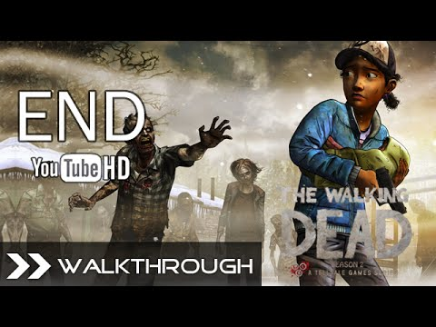 The Walking Dead Season 2 Episode 5: No Going Back Ending - Walkthrough Gameplay - Final (Cold and Alone) HD 1080p Full Game PC PS3 Xbox 360 PS Vita Max Settings No Commentary