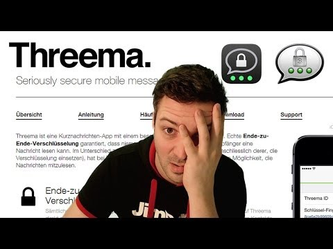 Threema das bessere WhatsApp ohne Facebook