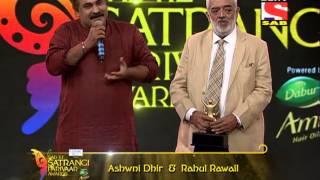 Hasmukh Parivaar Awards - Sab Ke Satrangi Parivaar Awards - 31st January 2014