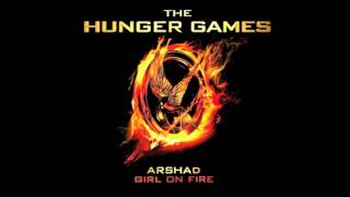 "Arshad ""Girl On Fire"" The Hunger Games"