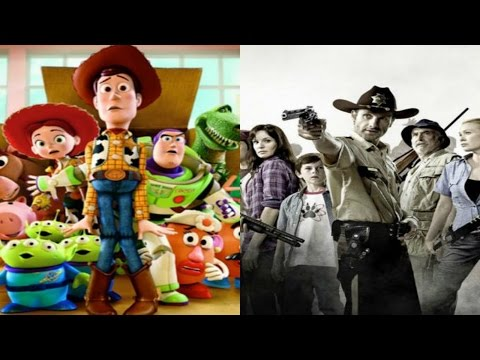 Toy Story y The Walking Dead son la misma historia