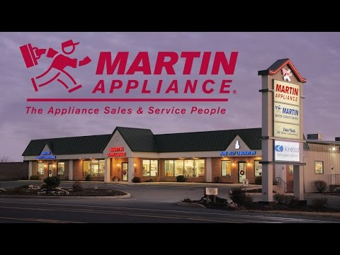 Martin Appliance - Independent Appliance Dealer