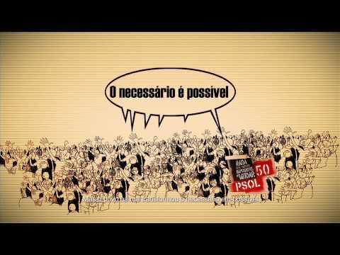 [Assista ao programa político do PSOL, veiculado nesta quinta-feira (03).]