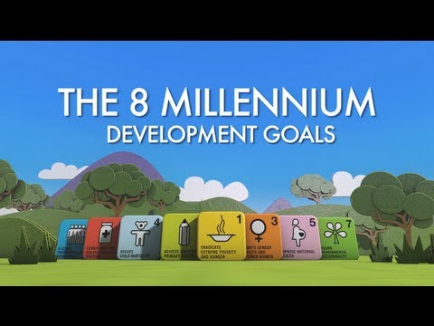 Irish Aid Millennium Development Goals