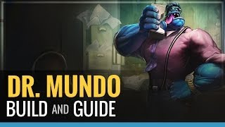 League Of Legends Dr. Mundo S4 Build And Guide