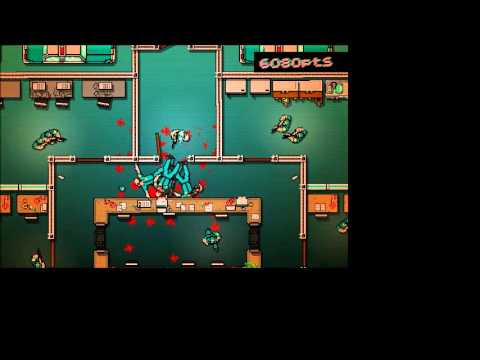 Let's play Hotline Miami - 21