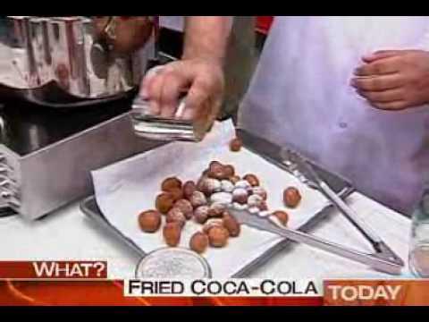 msnbc com How to make fried Coke - YouTube