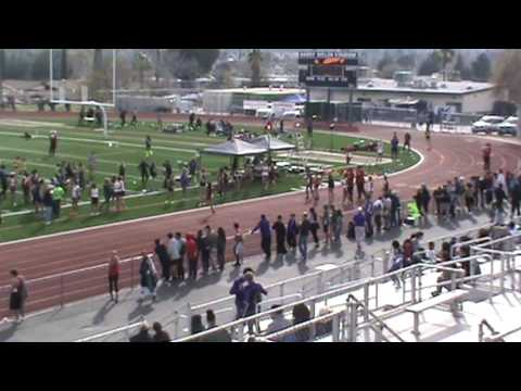 SCV Invitational: Girls 4 x 400