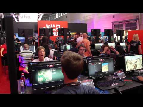 Про GamesCom 2013 - PlayStation 4, игры EA, Ubisoft (Assassin's Creed 4, Watch Dogs, Battlefield 4) от А.Л.