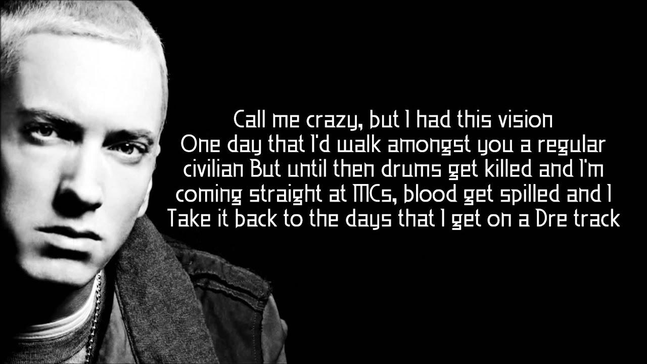 Eminem not afraid lyrics az
