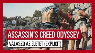 "Assassin's Creed Odyssey - ""Choose Life"" Élőszereplős Trailer"