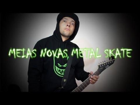 MEIAS NOVAS ♫ VERSÃO METAL