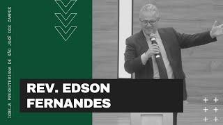 REV. EDSON FERNANDES