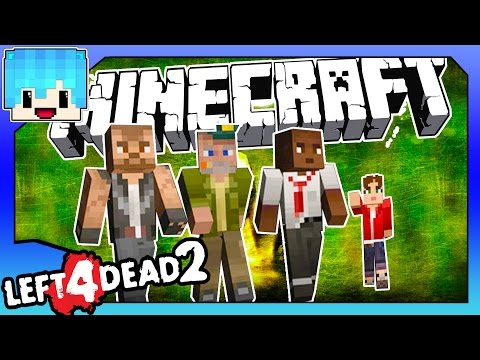 Vạn Sự Khởi Đầu Zombie (Tập 1) - (Minecraft Left 4 Dead 2  )