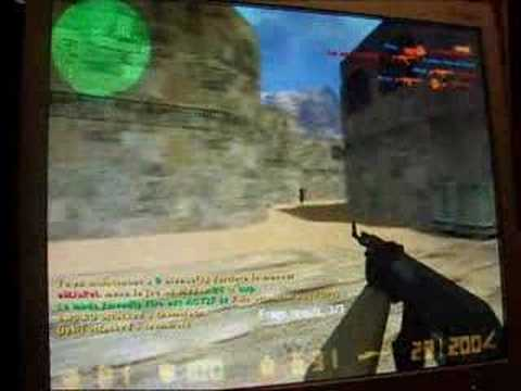counter strike newbie movie by its just luck