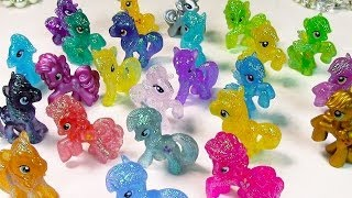 Blind Bag Collection Wave 4 Part 1 Glitter Metallic MLP My