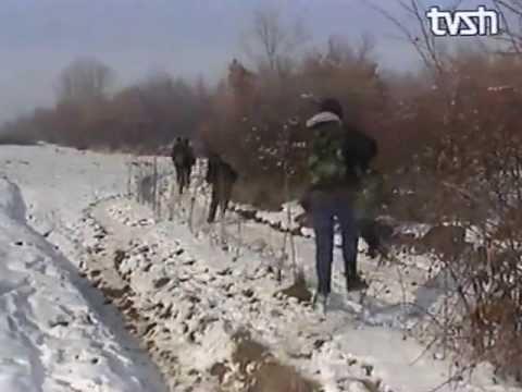 Lufta e UÇK-së ZOLL - Janar 1999 -rënja e Dëshmorit Driton Azemi