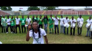 Solidstar - Super Eagles [Official Music Video]