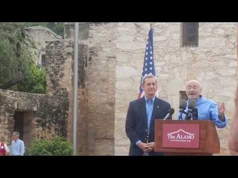 Phil Collins At The  Alamo, June 26, 2014