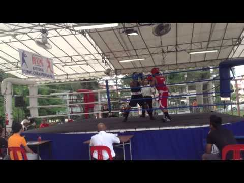SABA National Boxing Championships April 2014