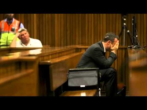 Pistorius Vomits in Court over 'Graphic' Evidence