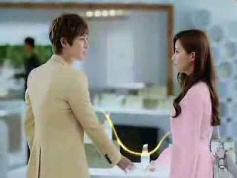 Seohyun and Kim Hyunjoong The Face Shop CF