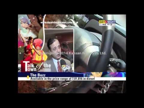 Toyota Kirloskar Motor Launches Ettios Crossover