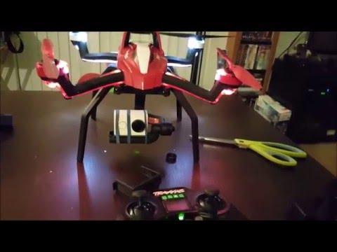 Traxxas Aton 2 Axis Camera Gimbal
