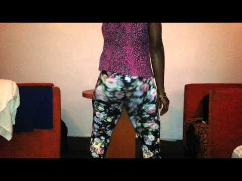 "Another girl dancing to Mbryos ""Shimbolobo"""