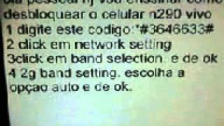 Como Desbloquear O Celular Zte N290