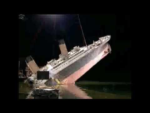 Titanic 1997 Break Up Miniature Mp4 Youtube